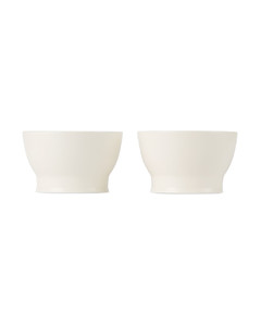 Nettuno Set Of 4 16cm Porcelain Plates