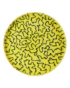 33cm enamelled cast iron roasting tray