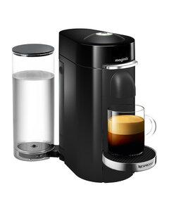 Black Vertuo Plus & Milk Coffee Machine