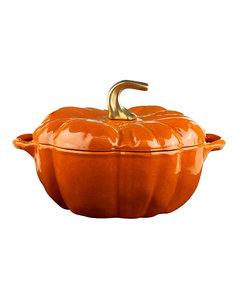 Cinnamon Pumpkin Cocotte