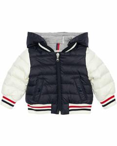 Doset Hooded Nylon Down Jacket