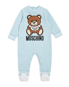 Kids All-Over Polo Pony T-Shirt (7-14 Years)
