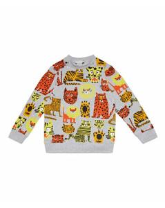 Kids Wild Cats Sweatshirt (3-14 Years)