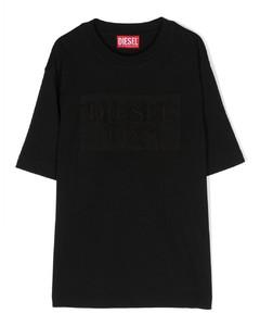 Kids Flamingo Print Short-Sleeve Shirt