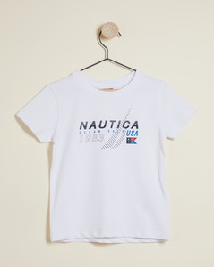 Two-tone down jacket
