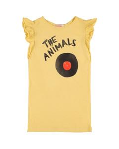 vintage striped belt