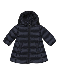 Baby Majeure quilted down coat