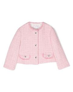 hooded shell jacket