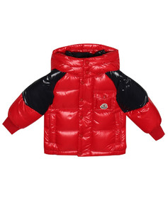 Baby Biarriz quilted down coat