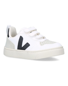 Leather V-10 Sneakers
