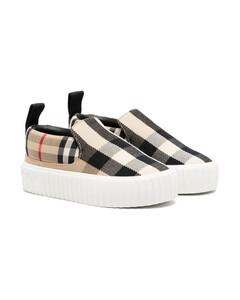 logo-tape bomber jacket