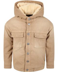 Drill Cotton Hat W/ Medusa Appliqué
