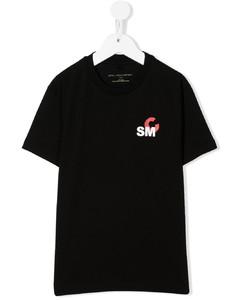 罗纹边饰外套