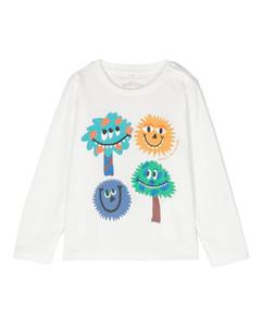 Black Bucket Bag For Girl With Logo