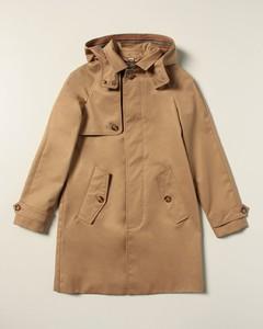 coat in cotton twill
