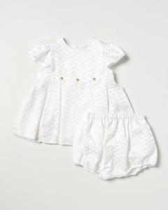 All Over Logo Print Nylon Backpack