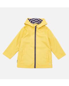 花卉皱褶装饰棉质府绸连衣裙