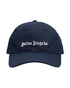 Logo Cotton Gabardine Baseball Hat