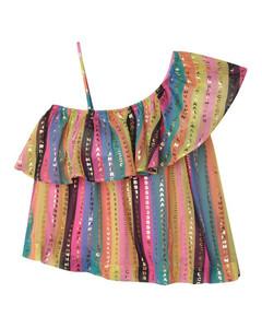 斑点运动鞋