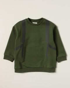 cotton sweatshirt with FF backpack print