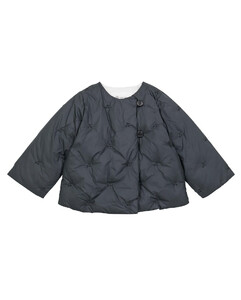 Baby Taho embroidered down jacket