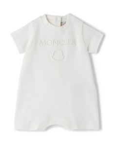 Kids Newborn White Sweatshirt
