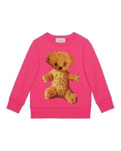泰迪熊套頭衫
