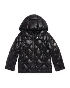 Enfant Kamile Quilted Jacket (8-10 Years)