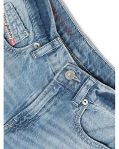 Baby棉质T恤和短裤套装