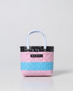 Logo Print Nylon Backpack