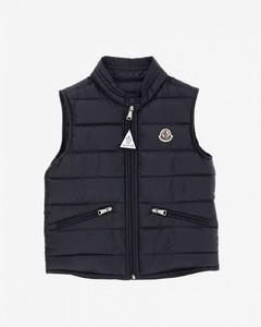 Gui waistcoat down jacket with logo