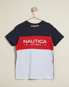 ballet flat in patent leather with logo