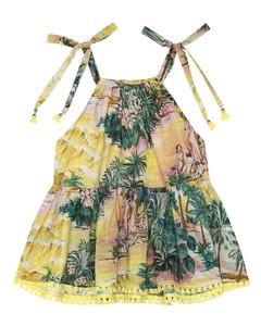 Juliette花卉棉质上衣