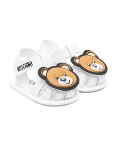 Embroidered Logo Nylon Backpack