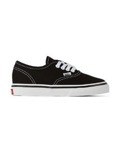 黑色Authentic婴儿运动鞋