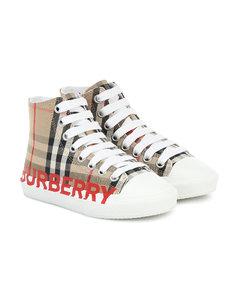 Larkhall迷你帆布運動鞋