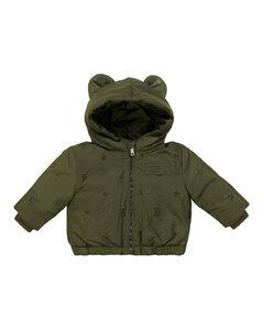 Baby nylon down jacket