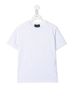 Baby Verney fur-trimmed down coat