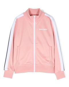 皮革边饰品牌标识手套