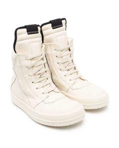 黑色Speed儿童高帮运动鞋