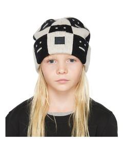 Check Nylon Changing Backpack