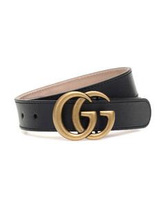 GG皮革腰带