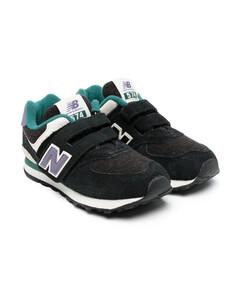 Baby弹力棉质帽衫与运动裤套装