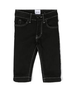 Jelsa刺绣棉质混纺连衣裙