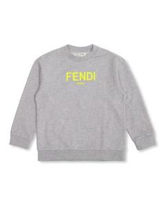 Baroque Print Mesh Belt Bag