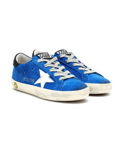 Superstar suede sneakers