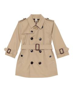 Baby Cotton trench coat