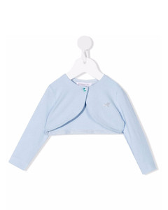 V-10 logo-appliquécoated-cotton low-top trainers 2-5 years