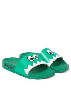glittery crown ruffled sweatshirt