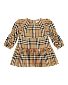 FF leather high top sneakers